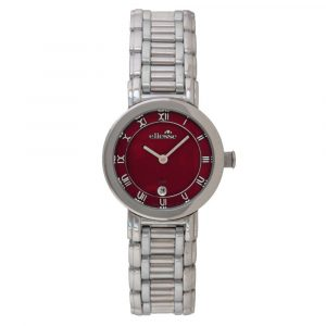 ELLESSE Ladies Silver Stainless Steel Bracelet